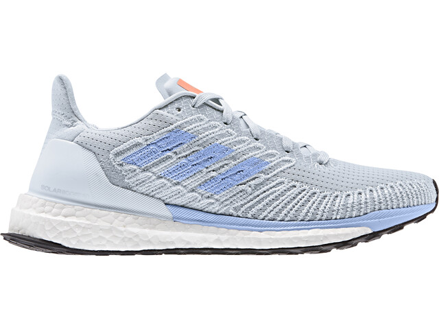 new arrival wholesale quality products adidas Solar Boost ST 19 Low-Cut Shoes Women blue tint/glossy blue/solar  orange